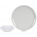 plato pizza porcelana 30 cm blanco