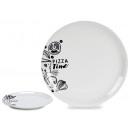 plato pizza porcelana 30 cm