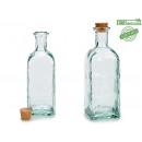 mayorista Casa y cocina: frasca botella cristal cdr 500ml t corch