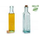 wholesale Food: oil glass 230 ml cap cork