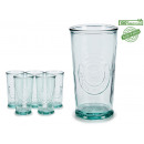 300ml recycled glass cup