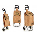 wholesale Bags & Travel accessories: shopping cart eco bag 33l