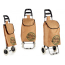 wholesale Bags & Travel accessories: shopping cart 100 natural 33l