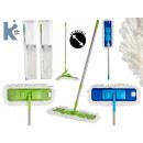 Twisted Stick Mop, Farben 2 fach sortiert v