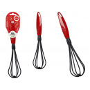 wholesale Kitchen Gadgets:nylon whisk red handle