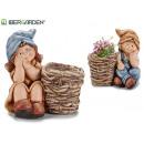 Pflanzer Kindersitz Mix 2 Modelle