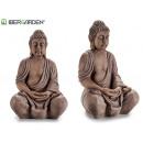 large natural aged buddha