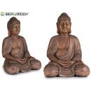 gealterter natürlicher Jumbo Buddha