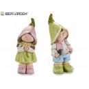 leprechaun standing assorted 2 pastel models
