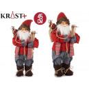 Santa Claus Jersey christmas standing 45cm