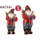 Santa Claus Jersey christmas standing 60cm