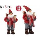 Santa Claus Jersey christmas standing 80cm