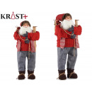 Santa Claus Jersey christmas standing 120cm