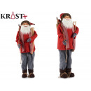 Kerstman Jersey kerst staand 150cm