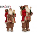 Santa Claus Jersey christmas standing 180cm