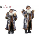 wholesale Other: white santa claus standing 80cm