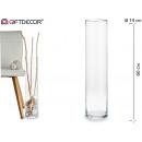 wholesale Flowerpots & Vases:glass cylinder vase 60cm