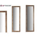 gray molding mirror pickling 41x131