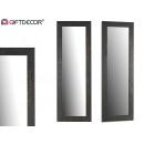 grauer Formspiegel Beizen 53x155