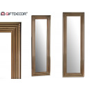 mirror molding silver stripes 46x135