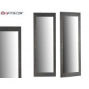 wholesale Mirrors: gray pine molding mirror decap 56x156