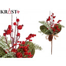 wholesale Food & Beverage: bouquet with leaves and red berries