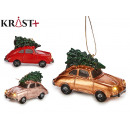 wholesale Consumer Electronics: christmas car with led tree assorted 3