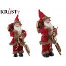 wholesale Costumes: santa claus red suit 30cm