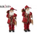 groothandel Speelgoed:kerstman rood pak 90cm