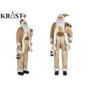 wholesale Costumes: santa claus mustard costume 180cm