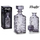wholesale Food & Beverage: crystal decanter 1l anthracite