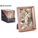 wholesale Pictures & Frames: plastic photo frame copper molding 13x18cm
