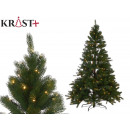 light green christmas tree led 210cm