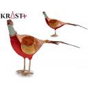 orange pheasant 51cm