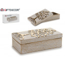 wholesale Haberdashery & Sewing: ceramic jewelry box quad tree life golden