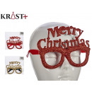 wholesale Glasses: merry christmas glasses, colors 2 times assorted