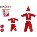 costume santa claus between 2 and 4 years