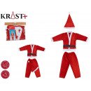 costume santa claus between 6 and 8 years