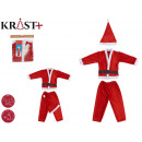 costume santa claus between 9 and 13 years