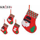 wholesale Stockings & Socks: Christmas socks assort. 4
