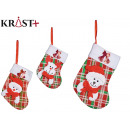 wholesale Stockings & Socks: socks with Christmas figures assorted
