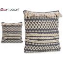 wholesale Cushions & Blankets: gray rhombus cushion 45x45