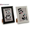 Photo frame 13x18 panda assorted 2gl