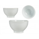 ciotola rotonda in porcellana bianca 500ml