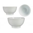 ciotola rotonda in porcellana bianca 1000ml