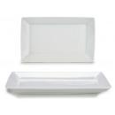 piatti porcellana bianca rettangolare