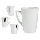Mug en porcelaine blanche 550 ml