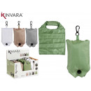 foldable bag, 4 colors times assorted