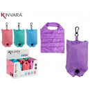 foldable bag, 4 colors times assorted alive