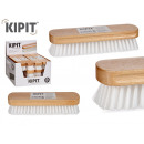 wooden brush for clothes